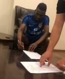 ATLETICO MADRID - Kayserispor Mensah'ı transfer etti