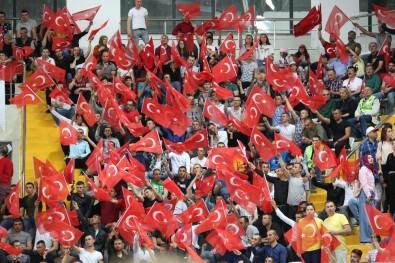 Milliler, Sivas'ta 3-0 Galip Geldi
