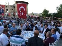 SEÇİM SÜRECİ - Mut Belediyesi'nden İftar Sofrası