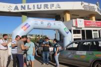 AHMET DURSUN - Ralliciler İle Eski Milli Futbolcular Kozlarını Yeşil Sahada Paylaştı