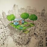 Ressam Hakan Çapkan Açıklaması 'Betoncu Toplum Olduk'