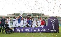 Şampiyonlar Ligi Şampiyonu Ortotek Gaziler