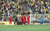 TARIK ÇAMDAL - Spor Toto Süper Lig Açıklaması Fenerbahçe Açıklaması 1 - Antalyaspor Açıklaması 1 (İlk Yarı)
