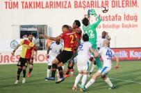 Spor Toto Süper Lig Açıklaması Göztepe Açıklaması 1 - MKE Ankaragücü Açıklaması 0 (İlk Yarı)