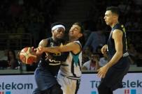 Tahincioğlu Basketbol Ligi Açıklaması Türk Telekom Açıklaması 88 - Fenerbahçe Beko Açıklaması 85