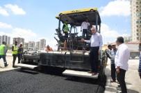 Türkmenbaşı'nda Asfalt Kaplama, Yapım Ve Yenileme Çalışması