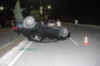 2 Ayrı Trafik Kazası Açıklaması 5 Yaralı