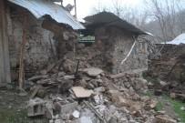 5.2'Lik Deprem, Bin 325 Ev Ve Ahıra Zarar Vermiş