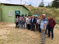 Alaşehir Avşar Barajında Sulama Sezonu Açıldı