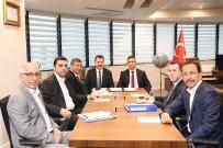 İŞBİRLİĞİ PROTOKOLÜ - Balıkesir Yönetimine Akademik Destek