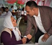 HIKMET ŞAHIN - Başkan Yılmaz, Şehit Ve Gazi Aileleriyle İftarda Buluştu