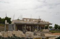 MERINOS - Besni Küçük Sanayi Sitesi Camisine Destek Bekleniyor