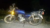 Çalınan Motosiklet 24 Saatte Bulundu
