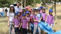 Çocuklar Foça'yı 167 Kilo Hafifletti