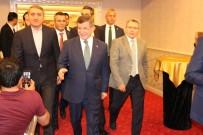 Davutoğlu Diyarbakır'da İftara Katıldı