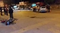 Develi'de Trafik Kazası Açıklaması 1 Yaralı