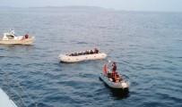 Didim'de 25 Mülteci Yakalandı