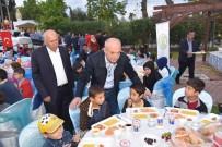 Dursunbey'de Kırsal Mahalle'de Yaşayan Çocuklara Özel İftar