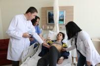 Göğüs Çöküklüğü Olan Çocuğa Kapalı Ameliyat Yapıldı