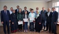 CUMHURİYET ALTINI - Gümüşhane'de 10. Matematik Ve Fen Bilim Olimpiyatlarının Ödül Töreni Düzenlendi