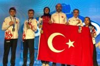 AVRUPA ŞAMPİYONU - Gümüşhaneli Bilek Güreşçileri Yunanistan'da Avrupa'nın Bileğini Büktü