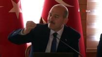SEÇIM SISTEMI - İçişleri Bakanı Soylu Açıklaması 'İstanbul'u Herkes Kazanabilir Ama İstanbul Zaman Kaybedemez'