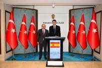 İspanya'nın Ankara Büyükelçisi Barba Uçak Kazasının 16. Yıldönümünde Trabzon'da