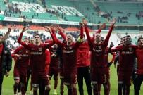 Kayserispor 7 Takımı Yenebildi
