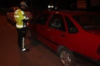 Kocaeli'de Araç Sürücülerine Ceza Yağdı