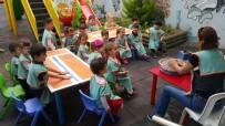 MALTEPE BELEDİYESİ - Maltepeli Çocukların Çömlek Keyfi