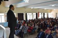 Milli Eğitim Müdürü Aziz Gün, Üzümlü'de Okulları Denetledi