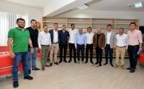 Muratpaşa'da Yeni Yönetim Belli Oldu
