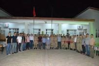 Sason'da Başarılı Polis Ve Jandarma Personeline Belge Verildi
