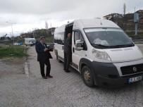 Sungurlu'da Taşımalı Eğitim Araçları Denetlendi