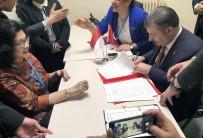 Türkiye Sağlık Alanında Uluslararası İş Birliğini Artırıyor