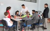 Üniversiteli Gençlerden 'Haber Atölyesi'