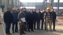 TAKVA - Van TSO'da Mesleki Yeterlilik Belgeleri Veriliyor