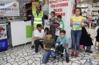 MEHMET TURAN - Yardım Eli Ve Hayat-Der, Bin 500 Yetim Çocuğu Giydirecek