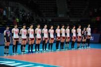 EBRAR - 2019 FIVB Voleybol Milletler Ligi Açıklaması Türkiye Açıklaması 0 - Japonya Açıklaması 3