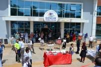 Alaçam'da Görsel Sanatlar Sergisi