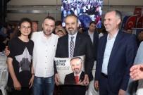ALINUR AKTAŞ - Başkan Aktaş'ın İnegöl'de İftar Sevinci
