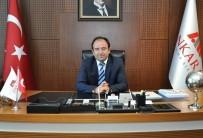 BAŞARI ÖDÜLÜ - Başkent Ankara Meclisi'nden Arif Şayık'a Üstün Hizmet Ve Başarı Ödülü