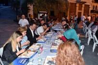 TAKSIM MEYDANı - Beyoğlu'nun Tüm Renkleri Aynı Gönül Sofrası'nda Buluştu