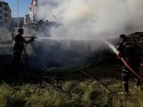Bingöl'de Kereste Yangını