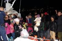 KÜÇÜKKUYU - Çanakkale'de 78 Mülteci Yakalandı