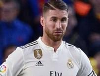 REAL MADRID - Çin'den Sergio Ramos'a teklif
