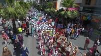 Gaziosmanpaşa'da Bin 200 'Çevre Elçisi' Dünya Çevre Günü'nü Kutladı