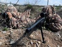 Komandolar Kuzey Irak'ta!