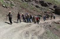 Kayalıklardan Düşen Çoban Jandarma Ve AFAD Ekiplerince Kurtarıldı