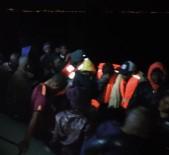 KONGO - Kuşadası Polisinden Kaçak Göçmen Operasyonu